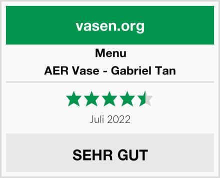Menu AER Vase - Gabriel Tan Test