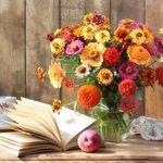 Stillleben mit Vase als Deko-Idee