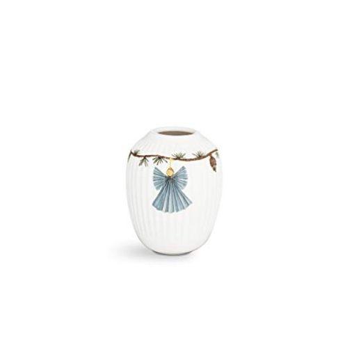 Kähler Designer Vase mit Dekoration