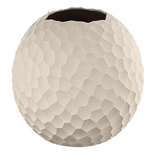 ASA Kugelvase Keramik Natur