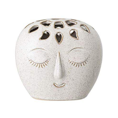 Bloomingville Keramik Vase Weiß