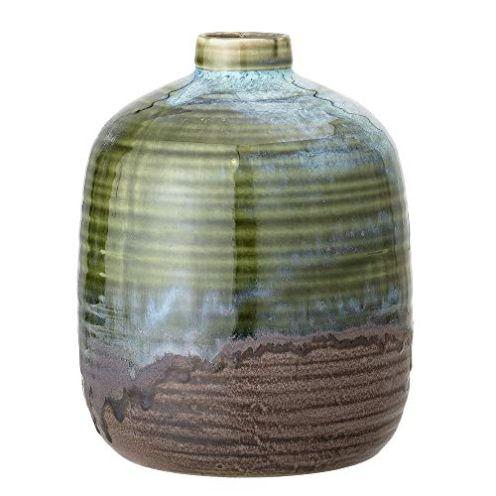 Bloomingville Keramik Vase grün
