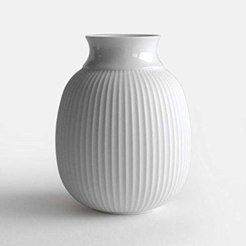 Lyngby Porcelæn Bianco Porzellan Vase