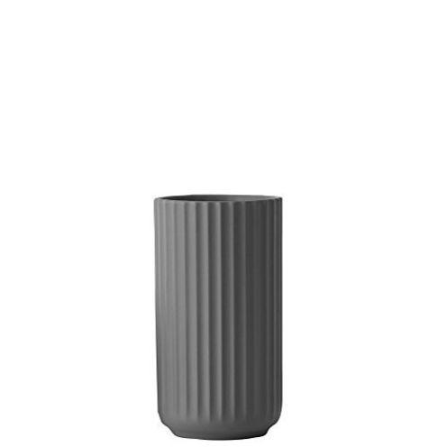 Lyngby Porcelæn Designer Vase aus Porzellan
